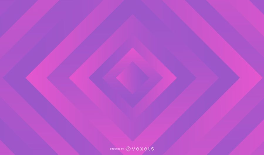 Purple squares abstract background