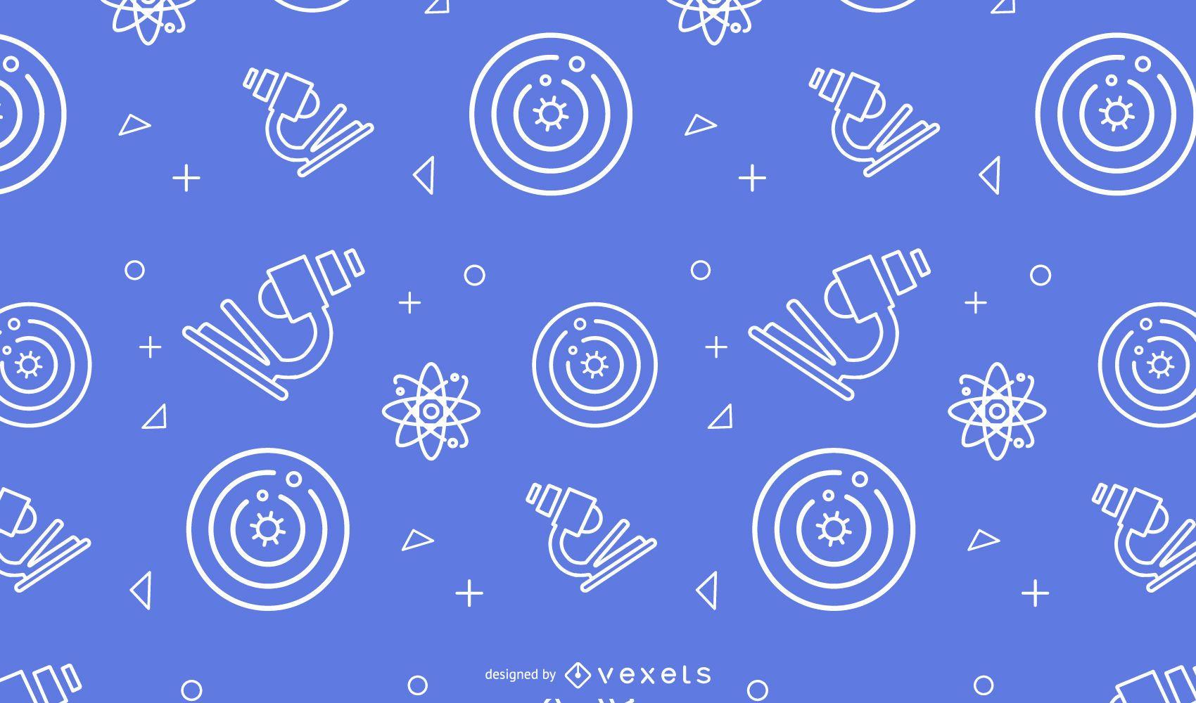 Science elements pattern