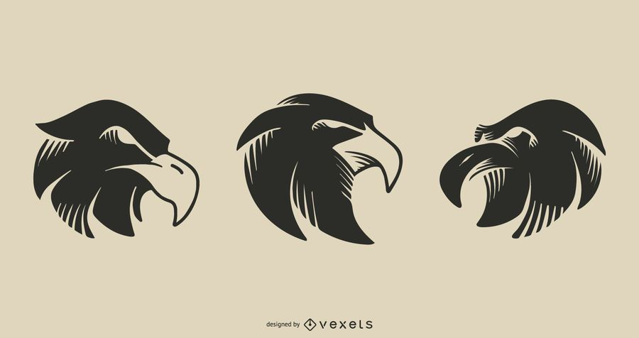 Adler Tattoo Design