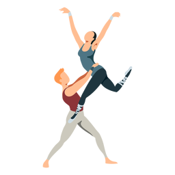 Bailarina bailarina balé tricot pointe sapato postura plana