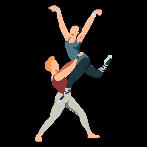 Bailarina bailarina balé tricot pointe sapato postura plana Transparent PNG