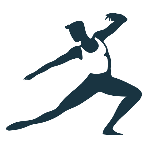 Ballet dancer posture t shirt grace detailed silhouette