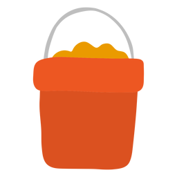 Bucket grip sand flat