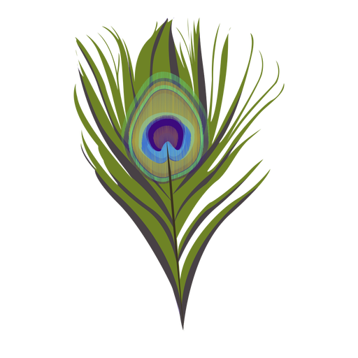 Feather peacock pattern illustration Transparent PNG