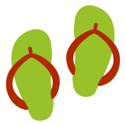 Chinelo chinelo sapato plana