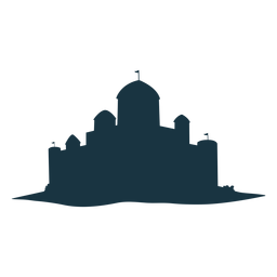 Fortaleza ciudadela fortaleza torre puerta techo cúpula silueta
