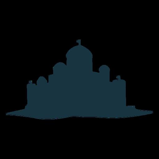 Fortaleza cidadela fortaleza torre portão silhueta cúpula do telhado