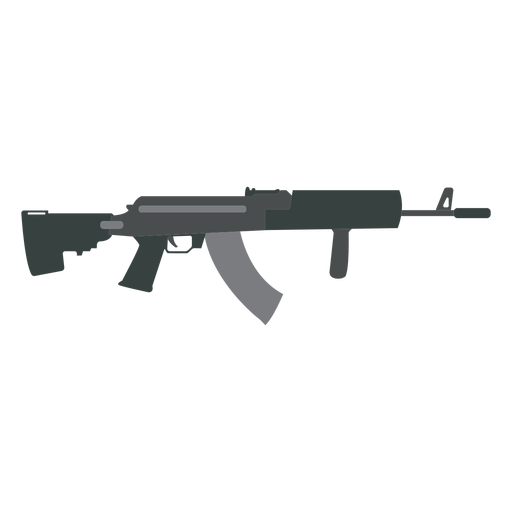 Arma barril arma bunda plana Transparent PNG