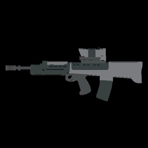 Carregador de metralhadora de arma de submetralhadora Transparent PNG