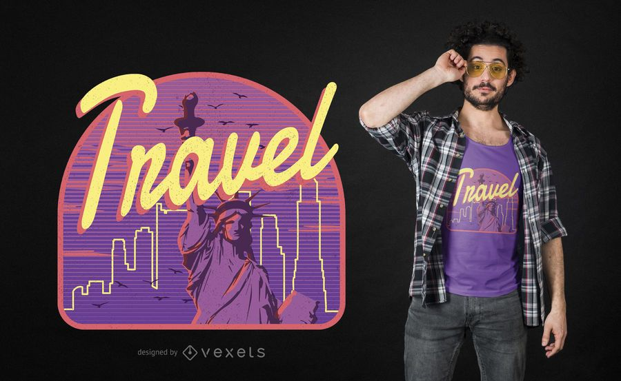 Travel New York Design