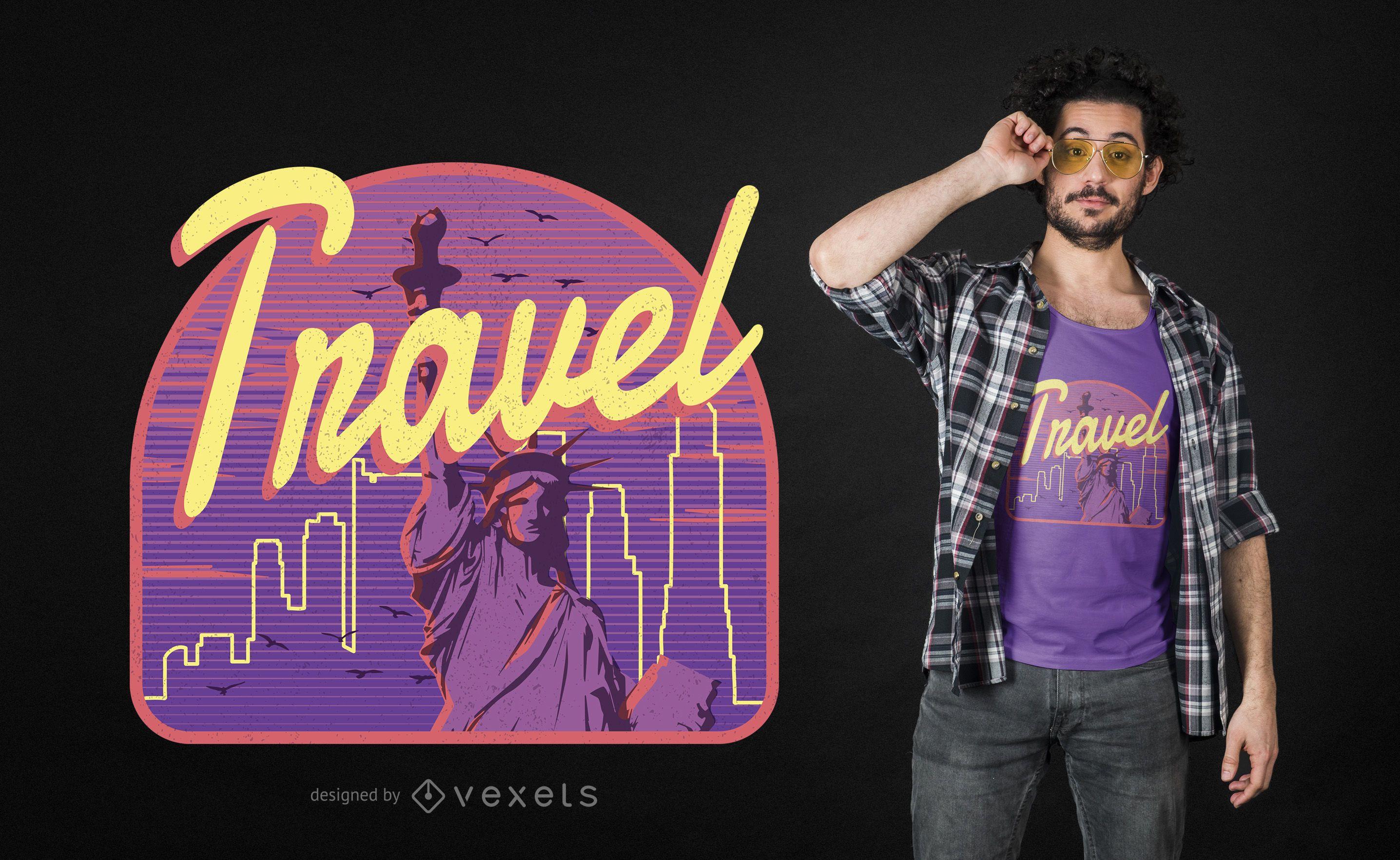 Travel New York Design