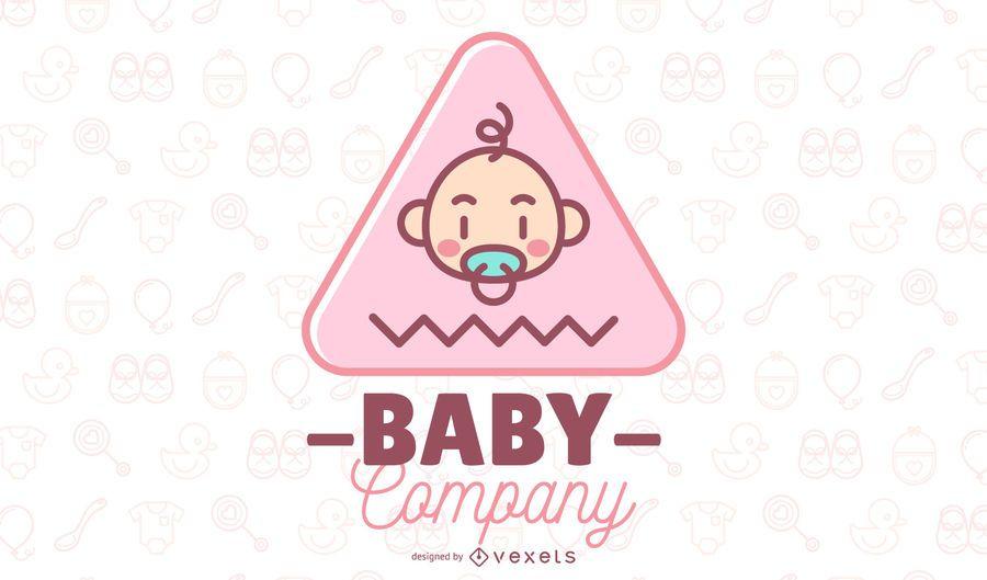 Logotipo da empresa Baby