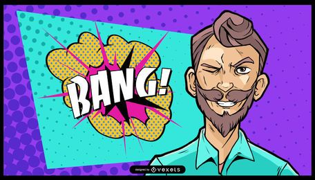 Bang Lettering Guy