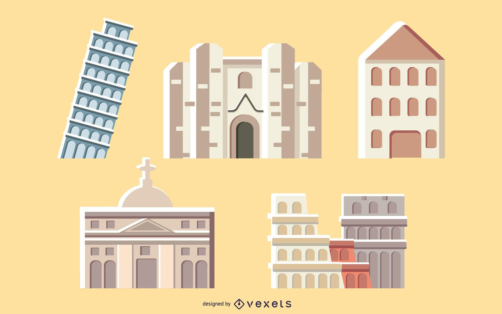 Italian Buildings Collection