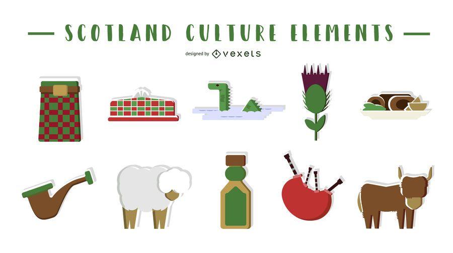 Scotland Cultural Elements