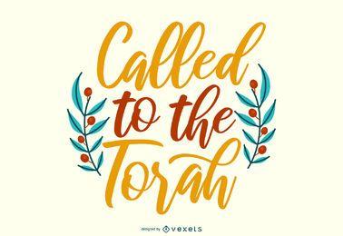 Llamado a la ilustración de la Torá