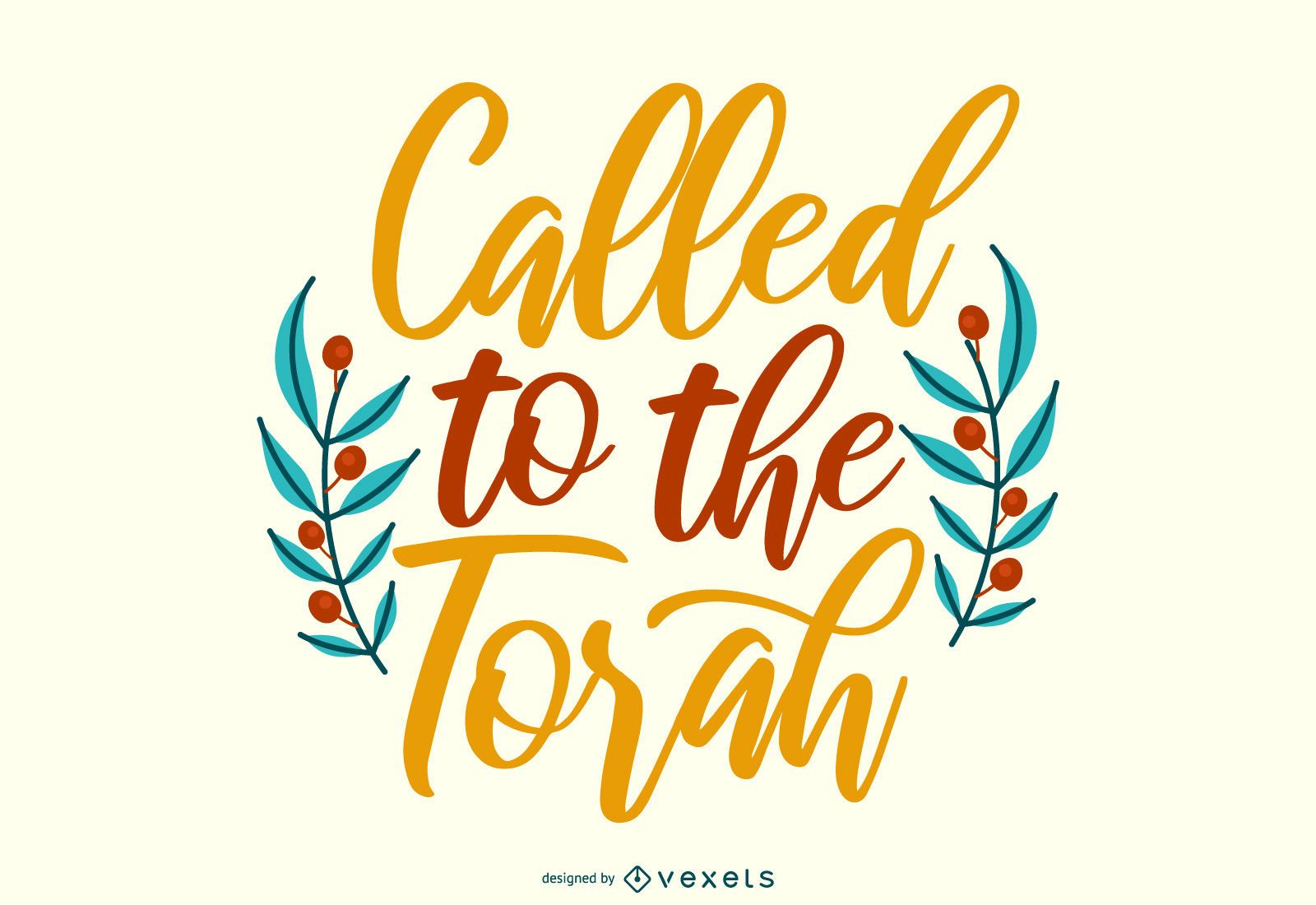Called to the Torah Illustration