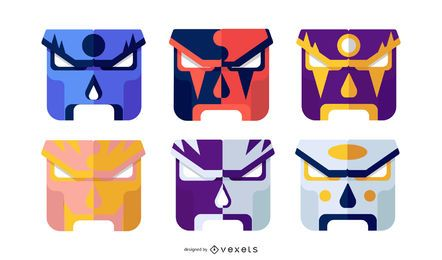 GEOMETRIC MASK DESIGN