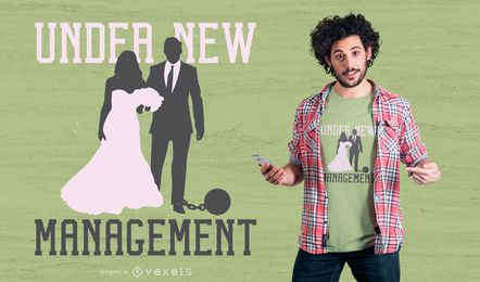 Marriage Quote T-shirt Design