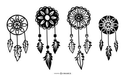 Intricate Dream Catcher Collection