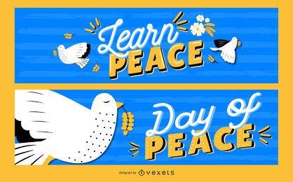 Tag des Friedens Illustration