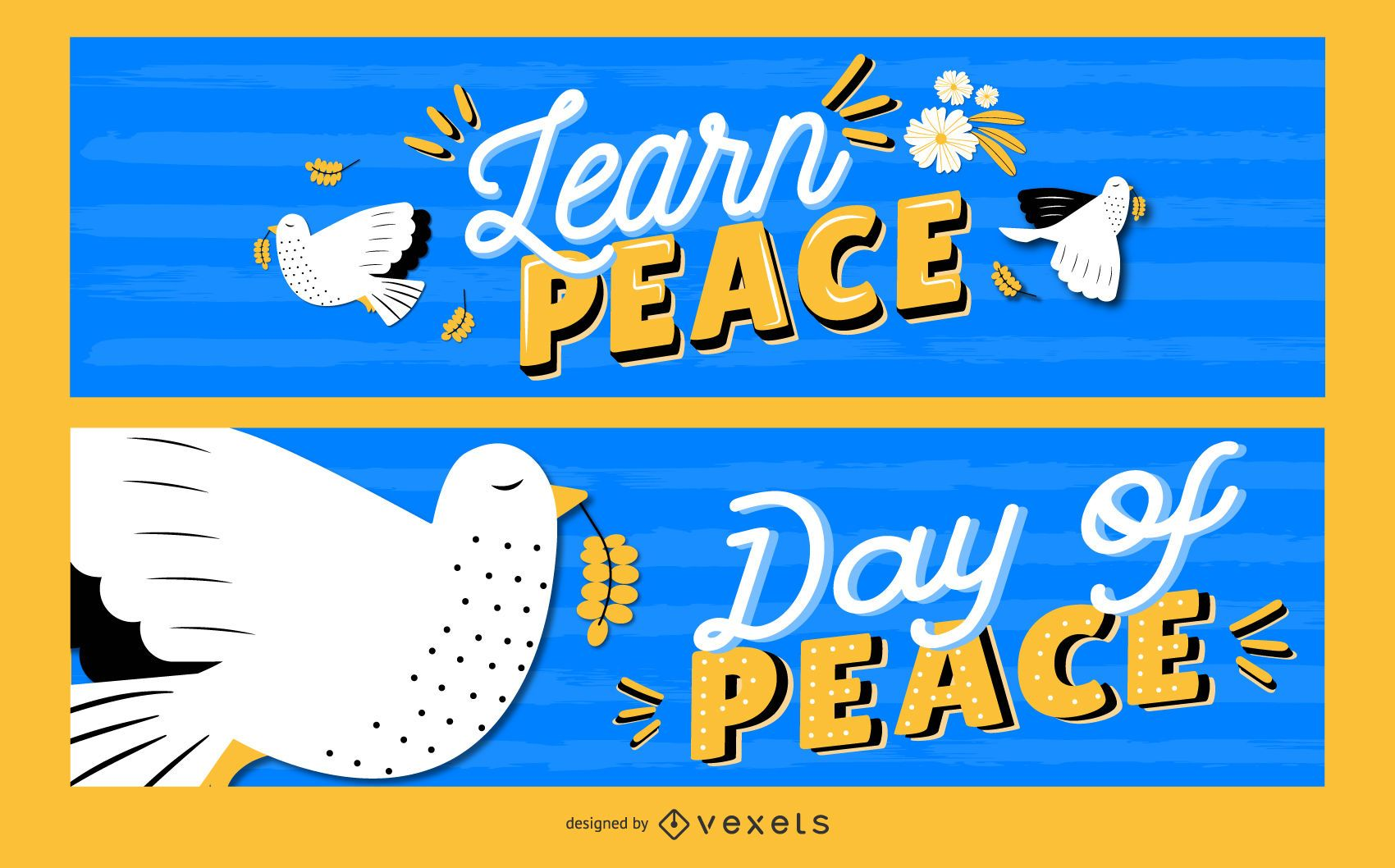 Day of Peace Illustration