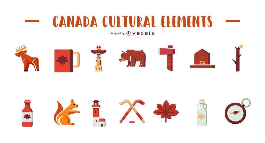 Kulturelle Elemente Kanadas
