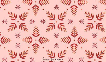 Herbstkaleidoskop lässt Muster