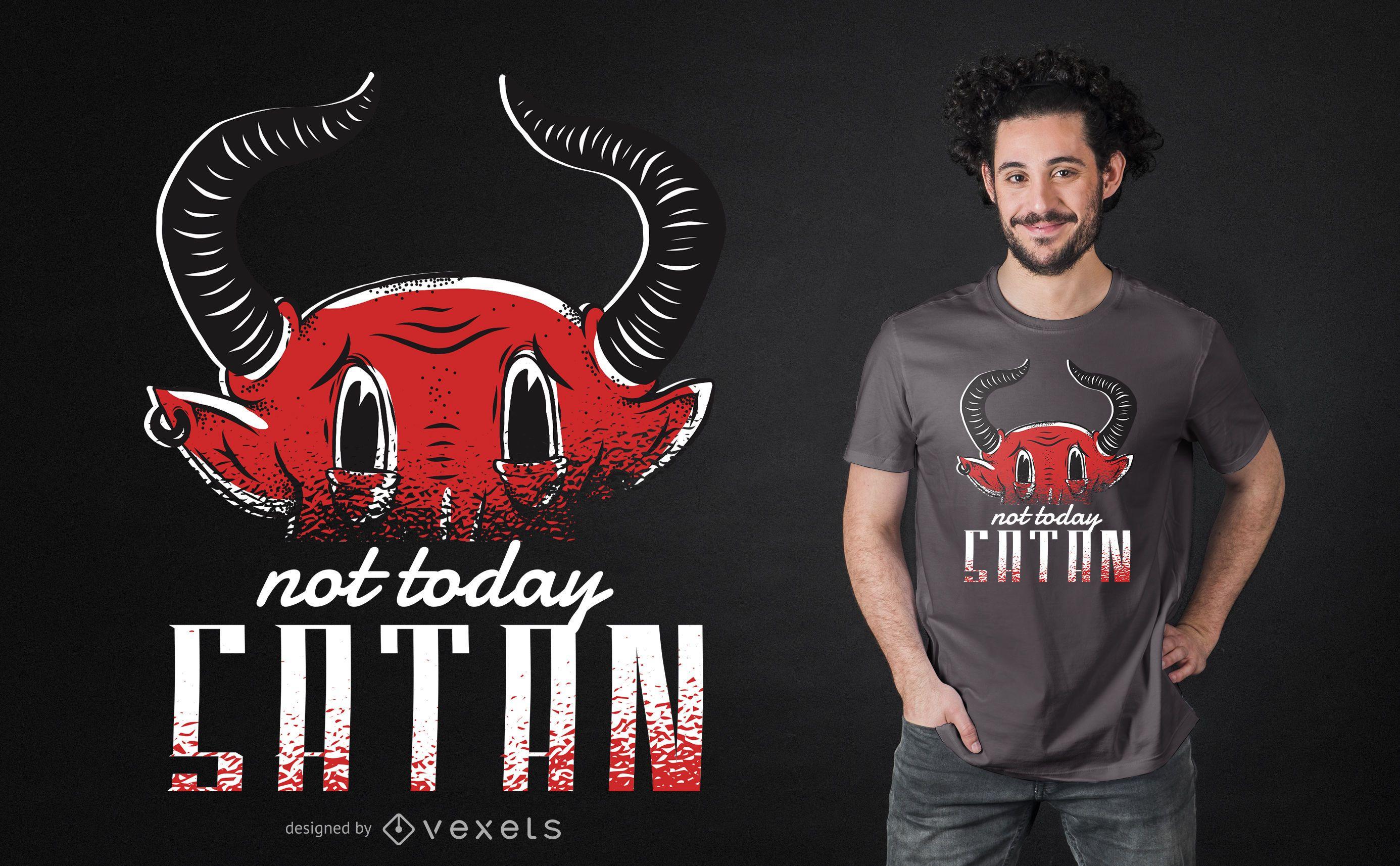 Satan T-shirt Design