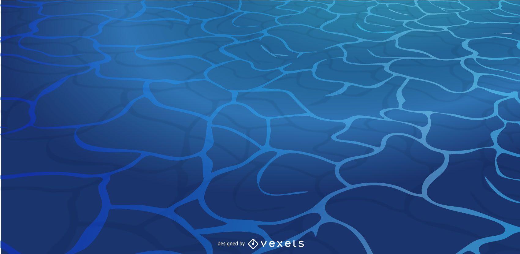 Sea texture graphic design
