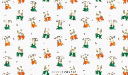 Oktoberfest Dress Vector Pattern Design