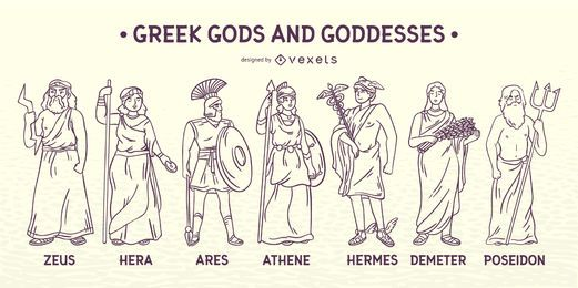 Stroke greek gods and goddesses