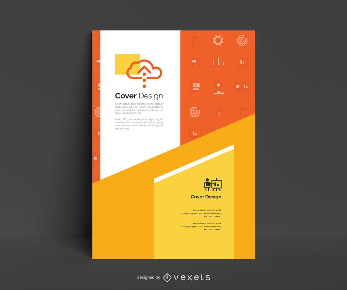 Business Poster Editable Design