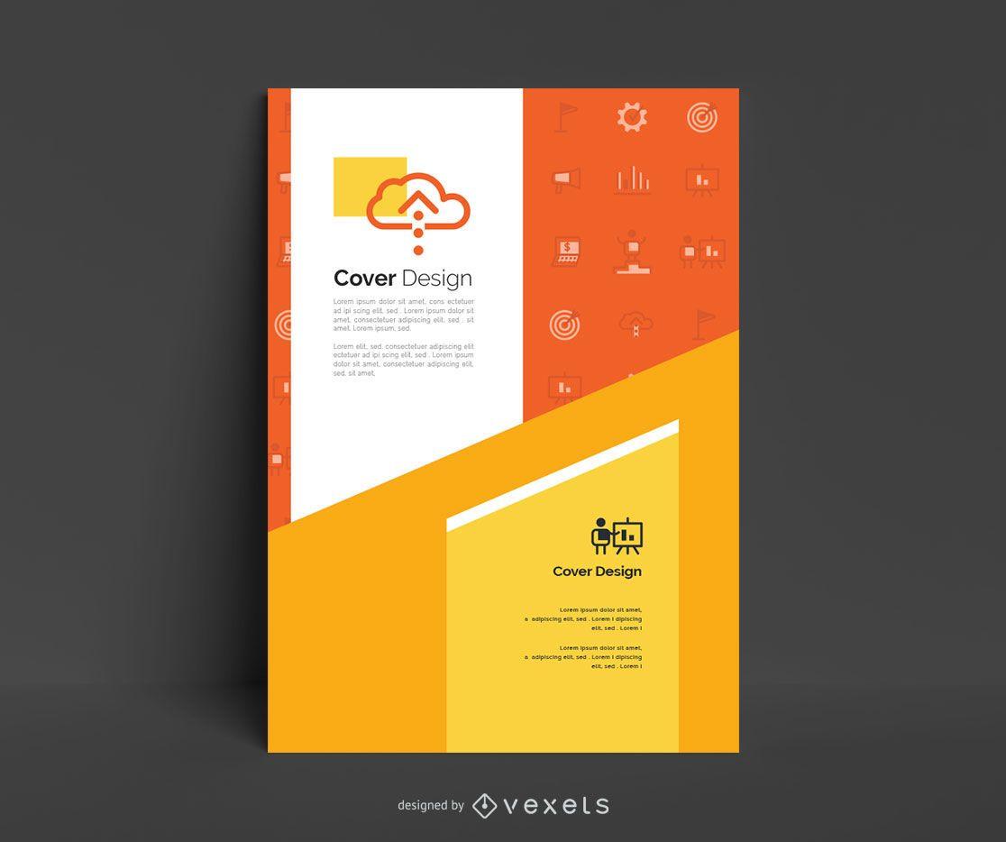 Diseño editable de carteles comerciales