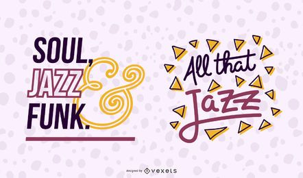 Musik Zitat Banner Pack