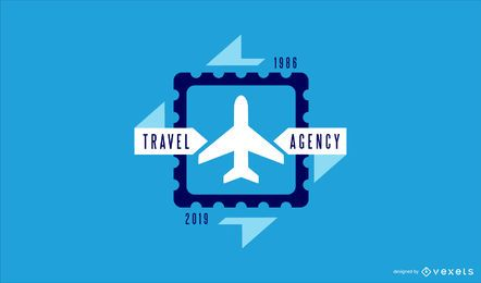 Travel Agency Business Logo Design