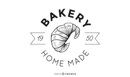 Bäckerei-Logo-Design