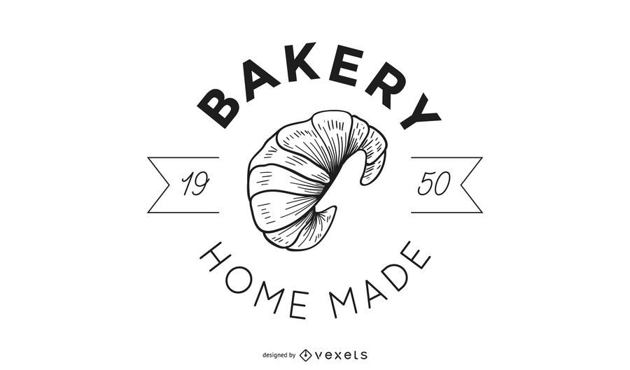 Design de logotipo de padaria