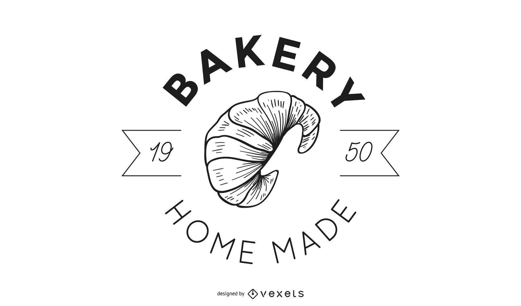Diseño de logo de panadería