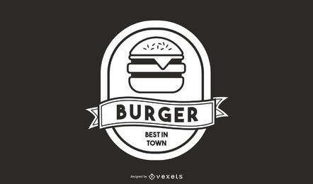Design de logotipo Burger