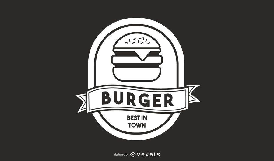 Design de logotipo Burger