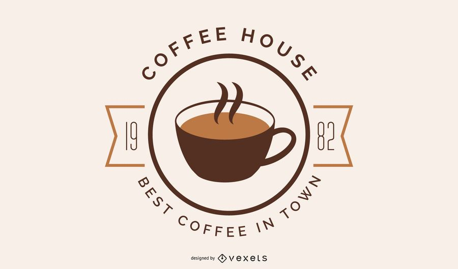 Diseño de logotipo de coffee house