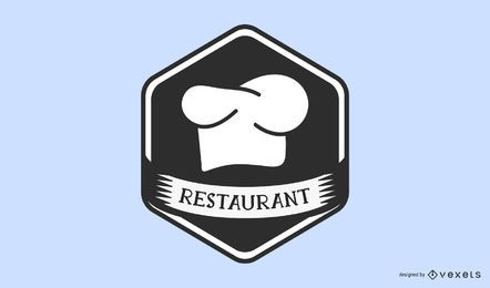 Design de logotipo de restaurante