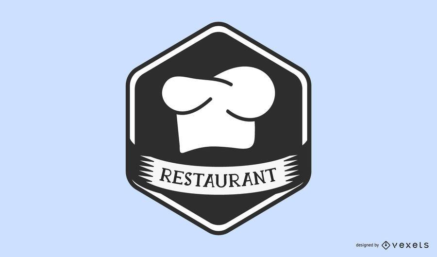 Design de logotipo de restaurante
