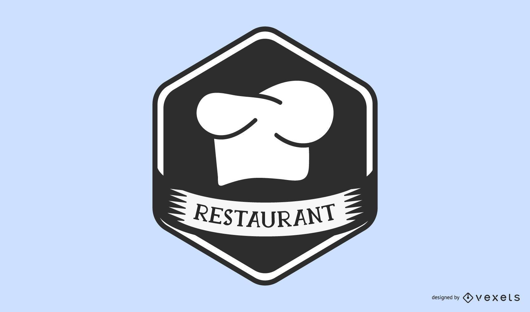 Diseño de logo de restaurante