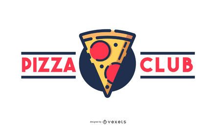 Pizza Club-Logo-Design
