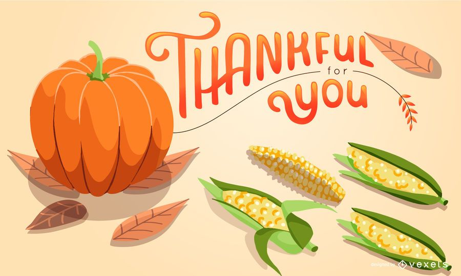 Thankful for you illustration