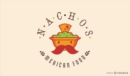 Mexican food logo design