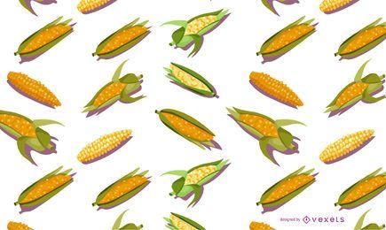 Diseño de patrones sin fisuras de maíz