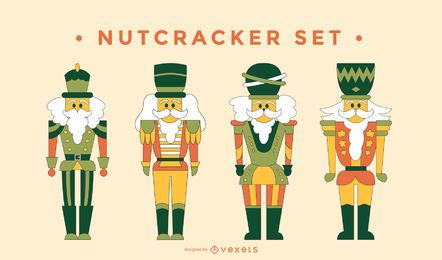 Nutcracker vector set